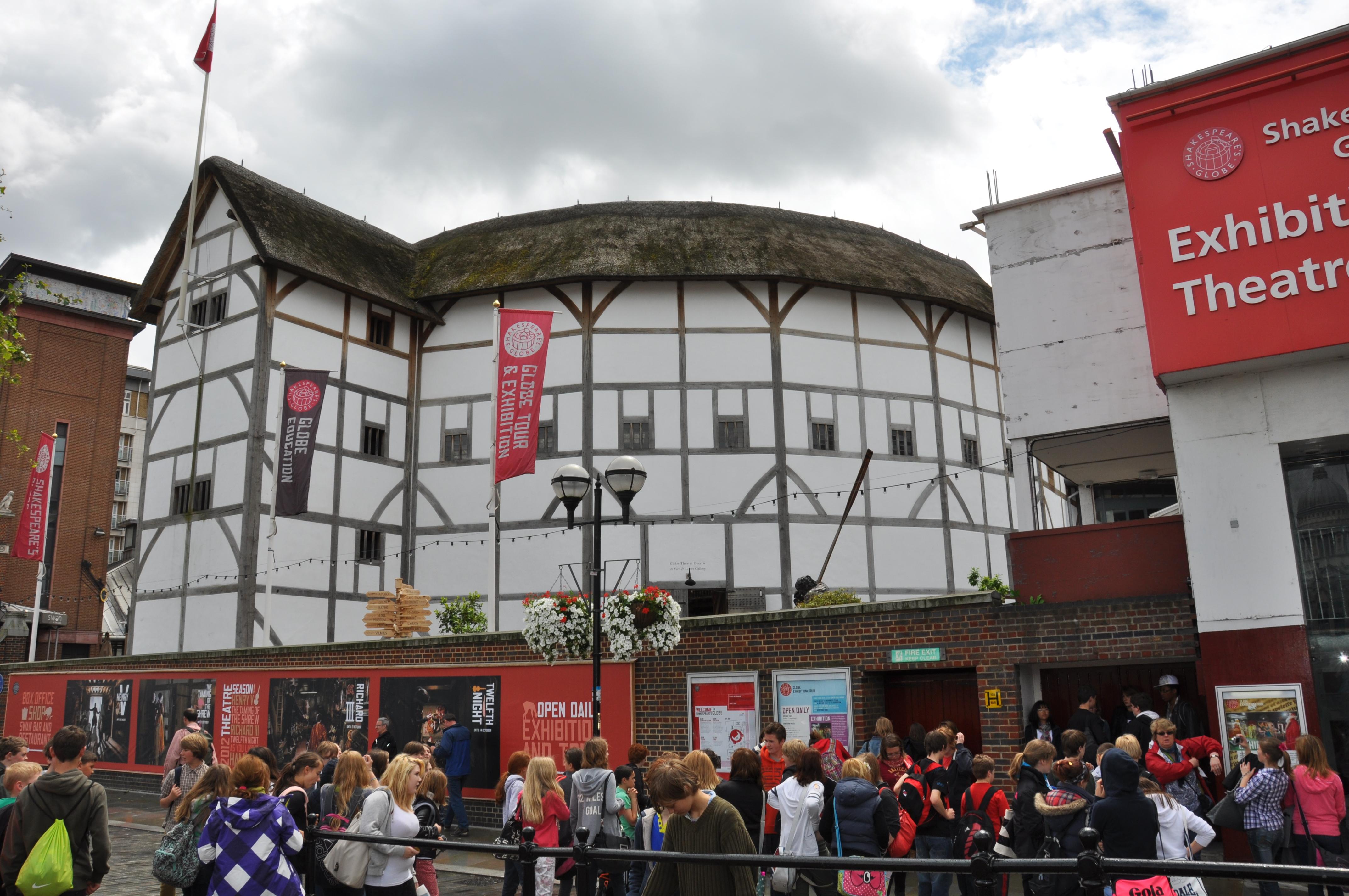 Shakespeares globe exhibition and tour teatro globe exposicin tour destacado malvernweather Image collections