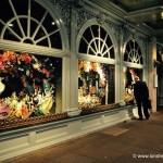 Tiendas y escaparates navideños en Londres