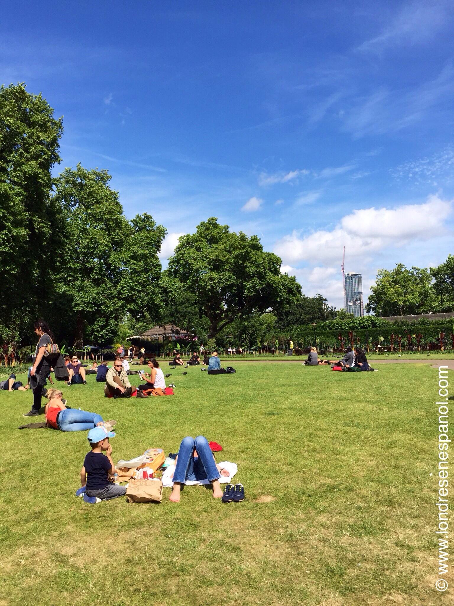 CINE GRATIS EN EL HYDE PARK DE LONDRES | Londres en Español Tours
