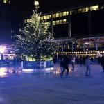 Pistas de patinaje sobre hielo en Londres