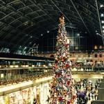 Árboles de Navidad en Londres