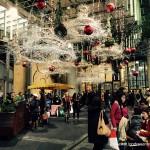 Mercados navideños en Londres